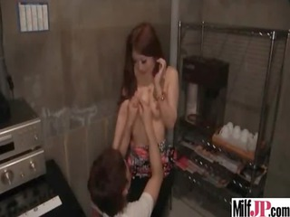 awesome sexy japanese lady own fucked unmerciful