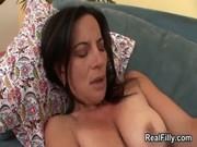 horny older  lesbian obtains her unshaved