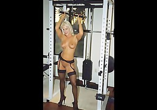 picture episode fbb blonde muscle bodybuilder