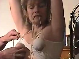 initial bdsm treament submissive mature babe mia