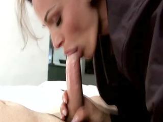 lady lisa orally masturbating dude orally