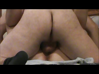gangbanging my housewife with cumshots