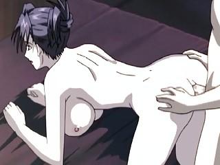 anime mature babe babe acquires a libido into her