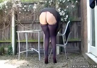 stockings upskirt no pants hot gazoo uk mother i