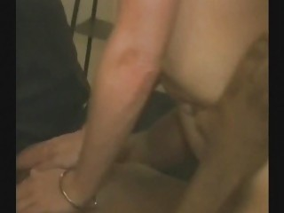 bitch woman creampied by brown boys